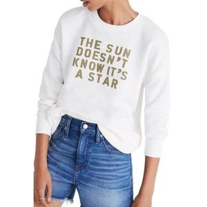 Madewell Graphic Sweater/Sweatshirt